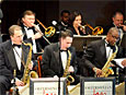 The Jazz Masterworks Orchestra performs