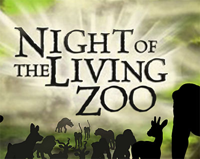 Night of the Living Zoo | Thursday, Oct. 30, 6:30–10 p.m.