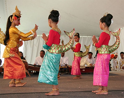 Celebrate Asian Pacific Heritage Month at the Smithsonian in May