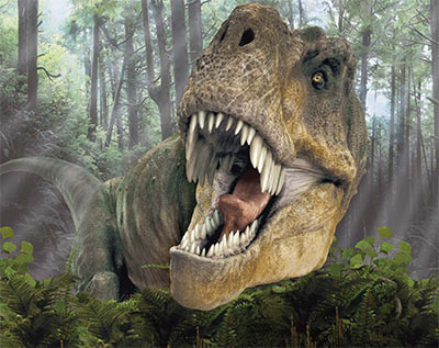 Dinosaurs Alive 3D | Now playing at the Natural History Museum