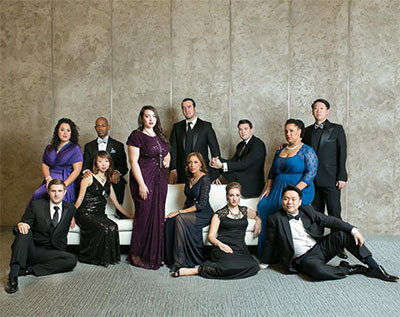 Faces of Love with the Washington National Opera | Thursday, Apr. 9, 7 p.m.
