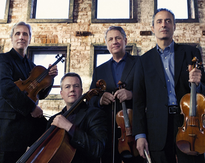 Emerson String Quartet 2014-2015 Concert Series | Subscribe Today!