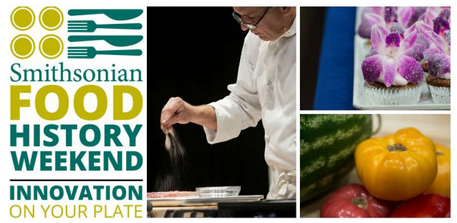 Smithsonian Food History Weekend | October 22-24, 2015