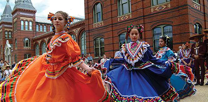 Celebrate Hispanic Heritage Month with the Smithsonian