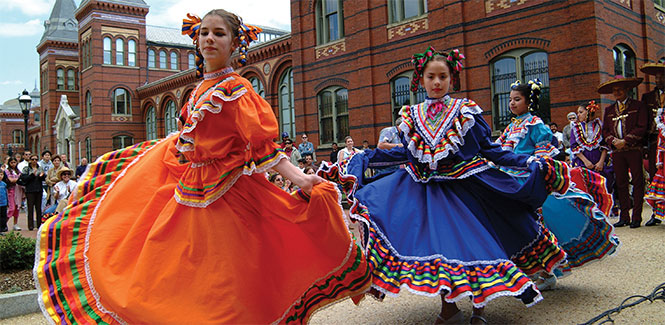 Celebrate Hispanic American Heritage Month with the Smithsonian | Sept. 15 - Oct. 15
