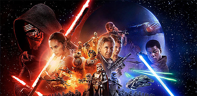 Star Wars: Episode VII - The Force Awakens 3D | On sale now