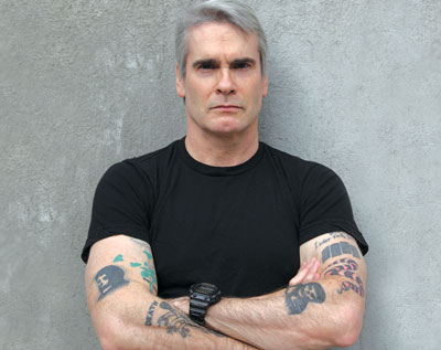 Henry Rollins on the DC Punk Scene | Tuesday, Oct. 14, 6:45-8:45 p.m.