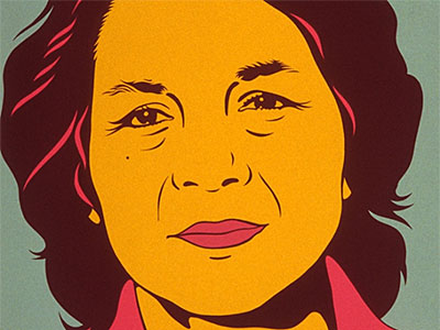One Life: Dolores Huerta | National Portrait Gallery