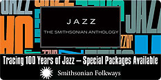 Tracing 100 Years of Jazz, Smithsonian Folkways