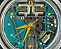 Bulova Accutron Spaceview (Smithsonian Institution photo)