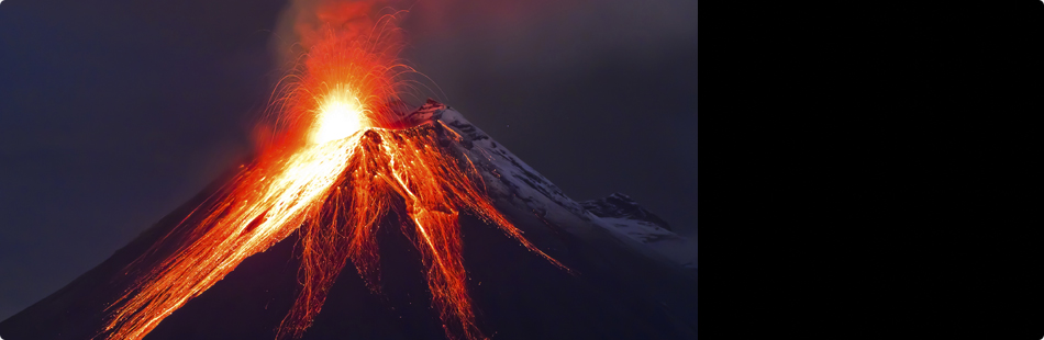 Fiery Forces: Volcanoes on Earth and Beyond
