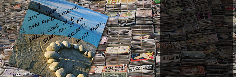 PostSecret: The Power of a Postcard