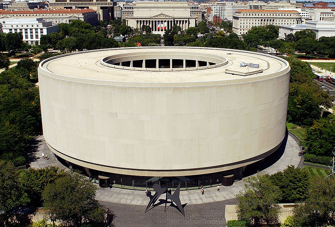 Hirshhorn Museum And Sculpture Garden Smithsonian Institution
