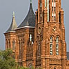 Smithsonian Institution Building, the Castle (visitor information)