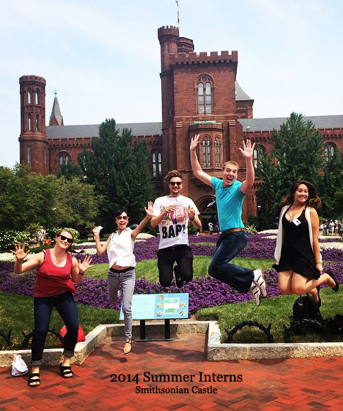 Smithsonian Interns