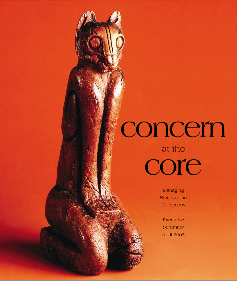 concern at the core cover