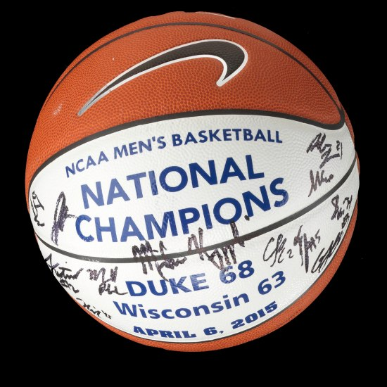 Duke Blue Devils ball