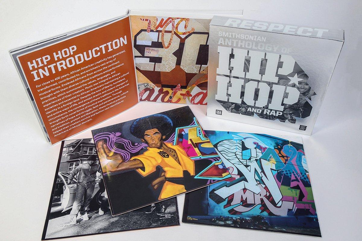 Hip-Hop Anthology