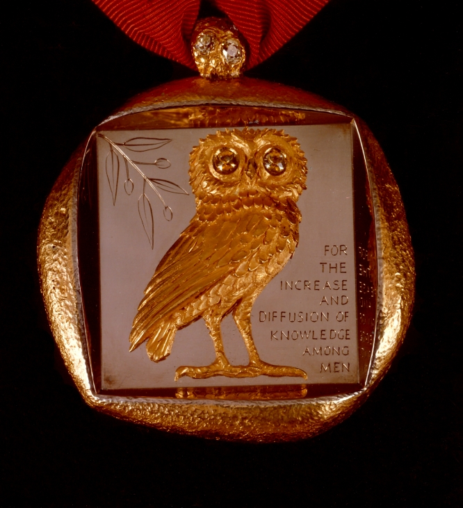 Smithsonian Badge of Office