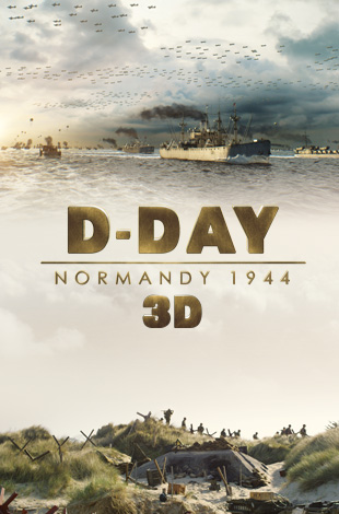 D-Day: Normandy 1944 3D | Smithsonian Institution