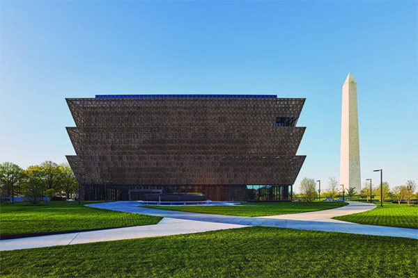 NMAAHC building