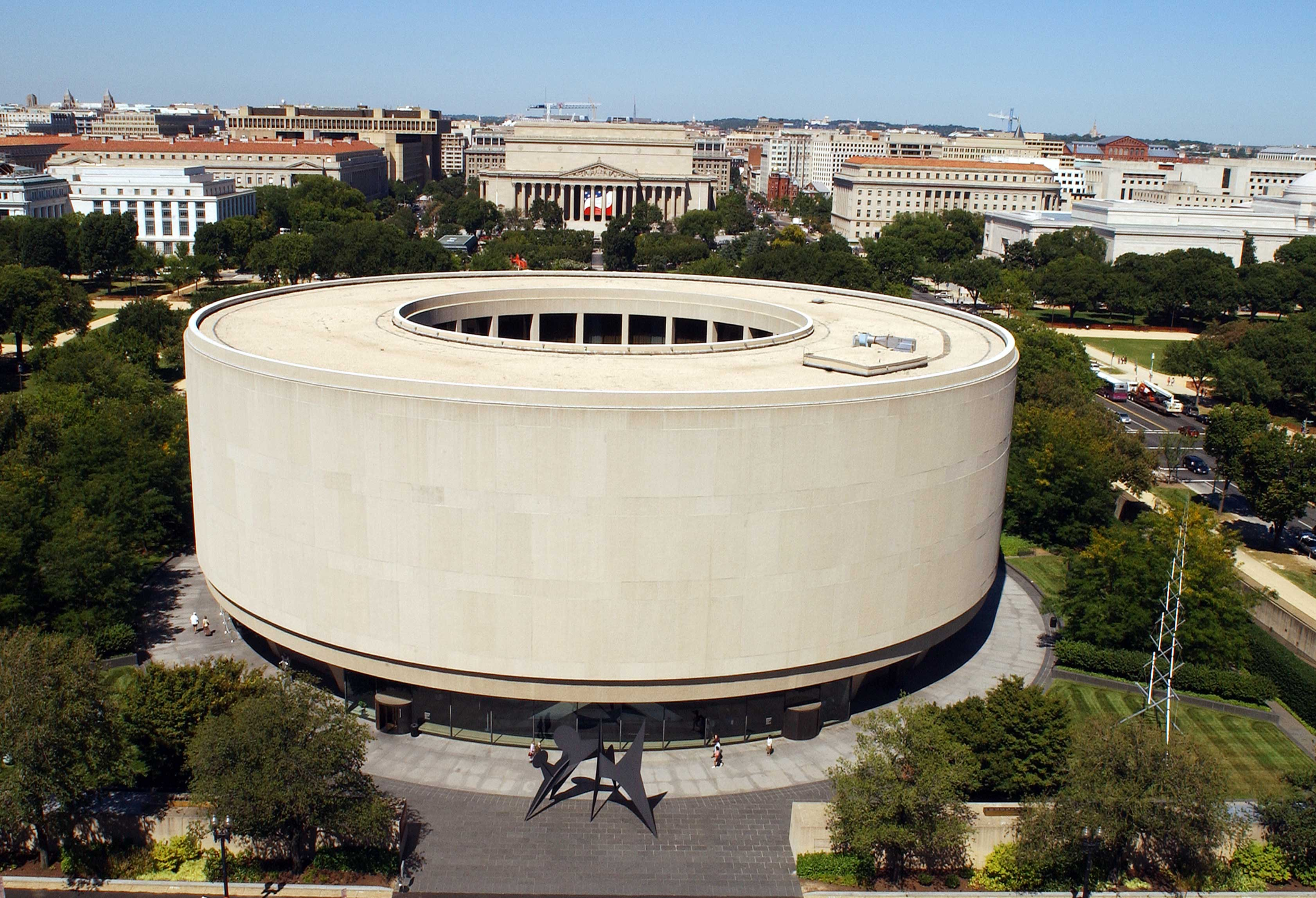 Smithsonian's Hirshhorn Museum and Sculpture Garden