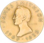 profile of James Smithson