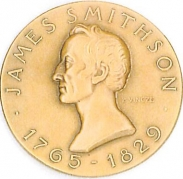 James Smithson Medal