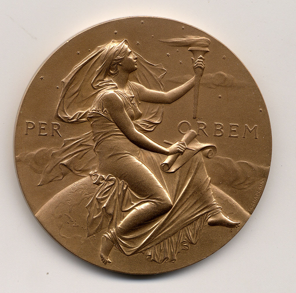 Langley Medal