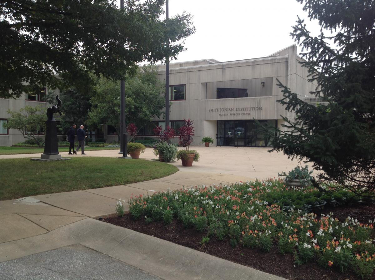 MSC building exterior