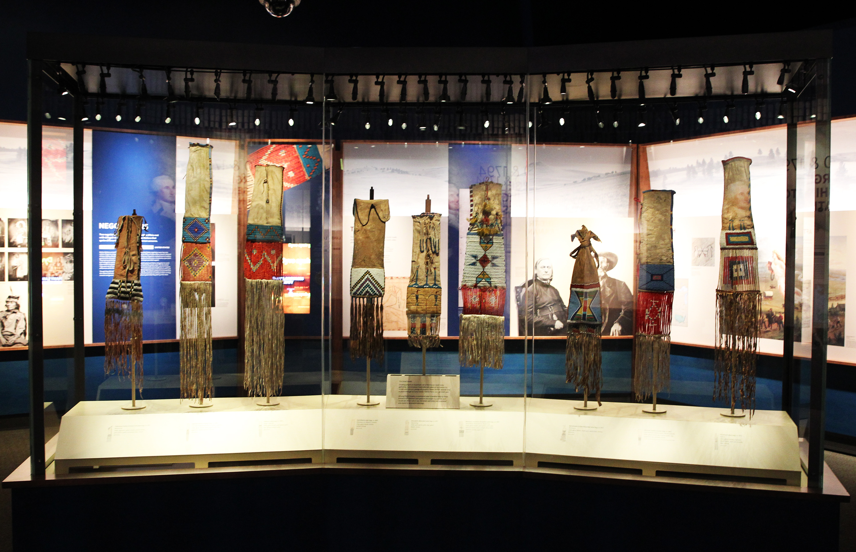 treaties exhibition