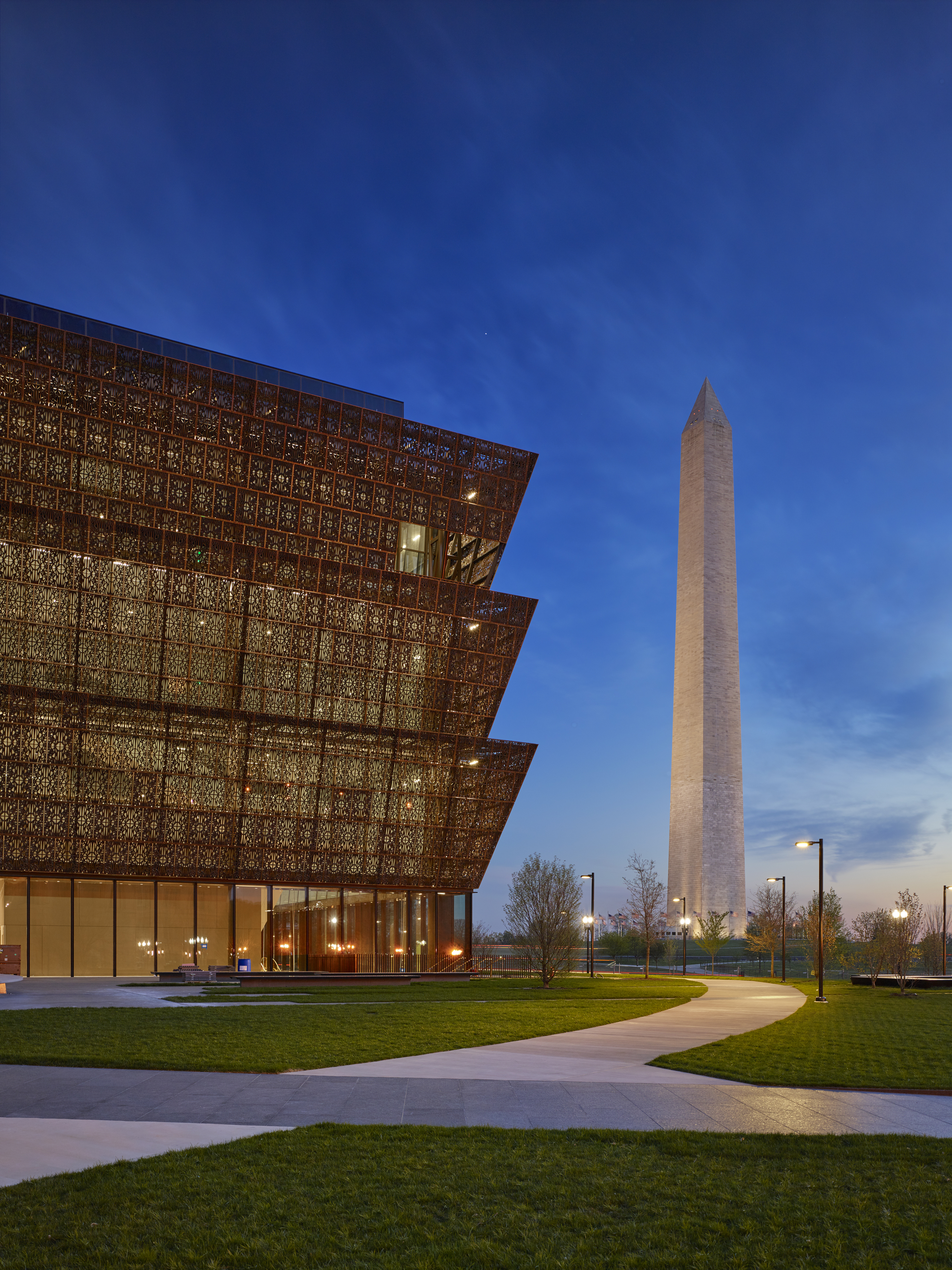 Smithsonian Museum African American