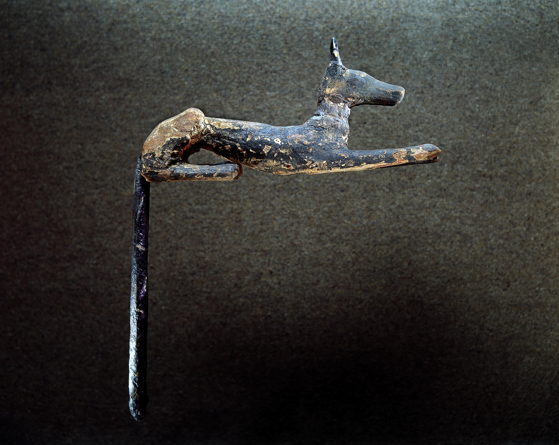 Eternal Life: Anubis statue | Smithsonian Institution