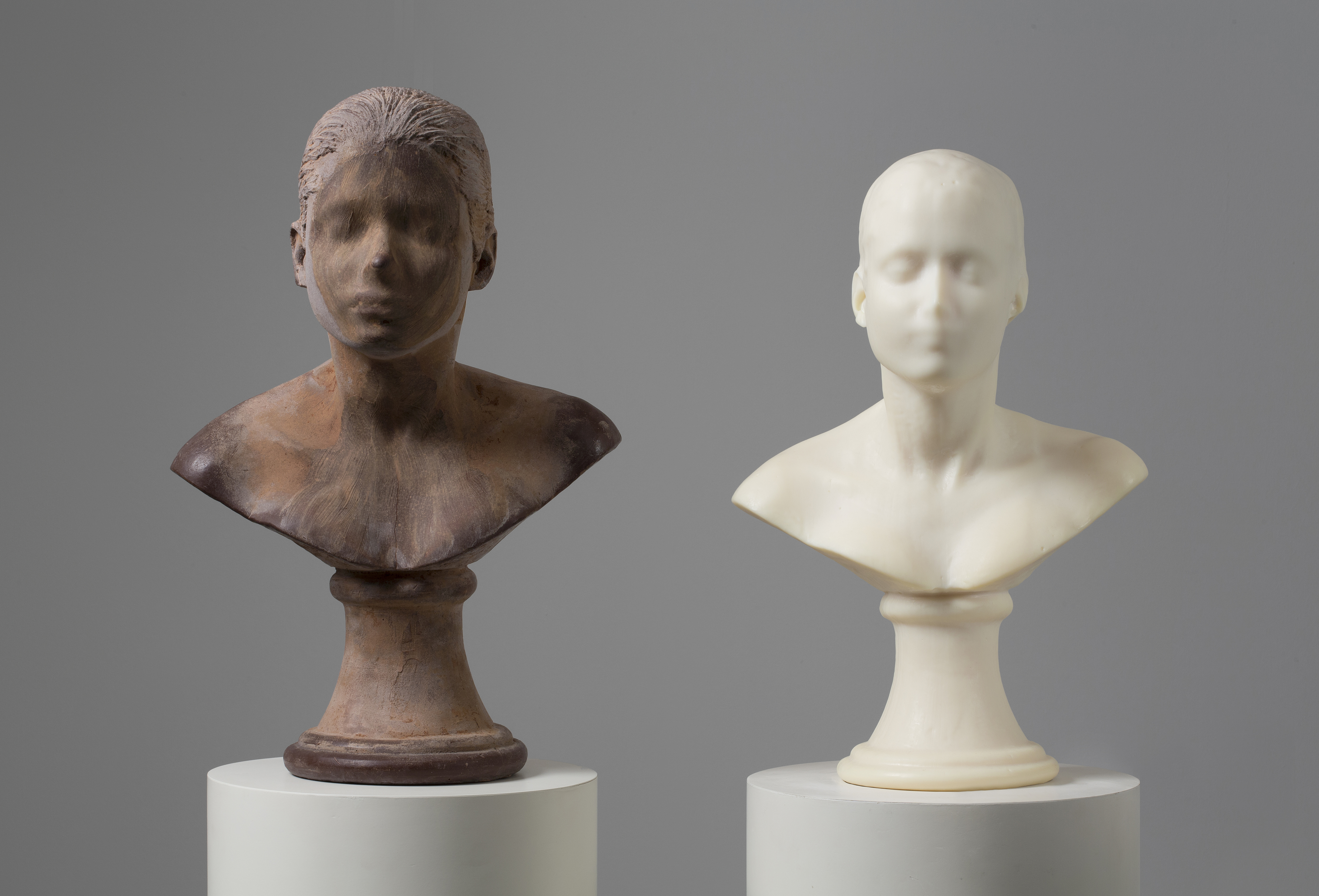 Describe lick and lather by janine antoni, naked twins have sex