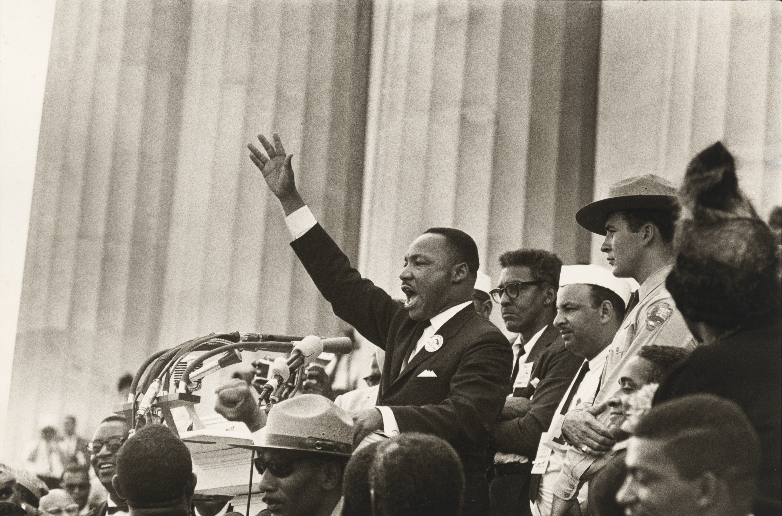 what speech did martin luther king gave