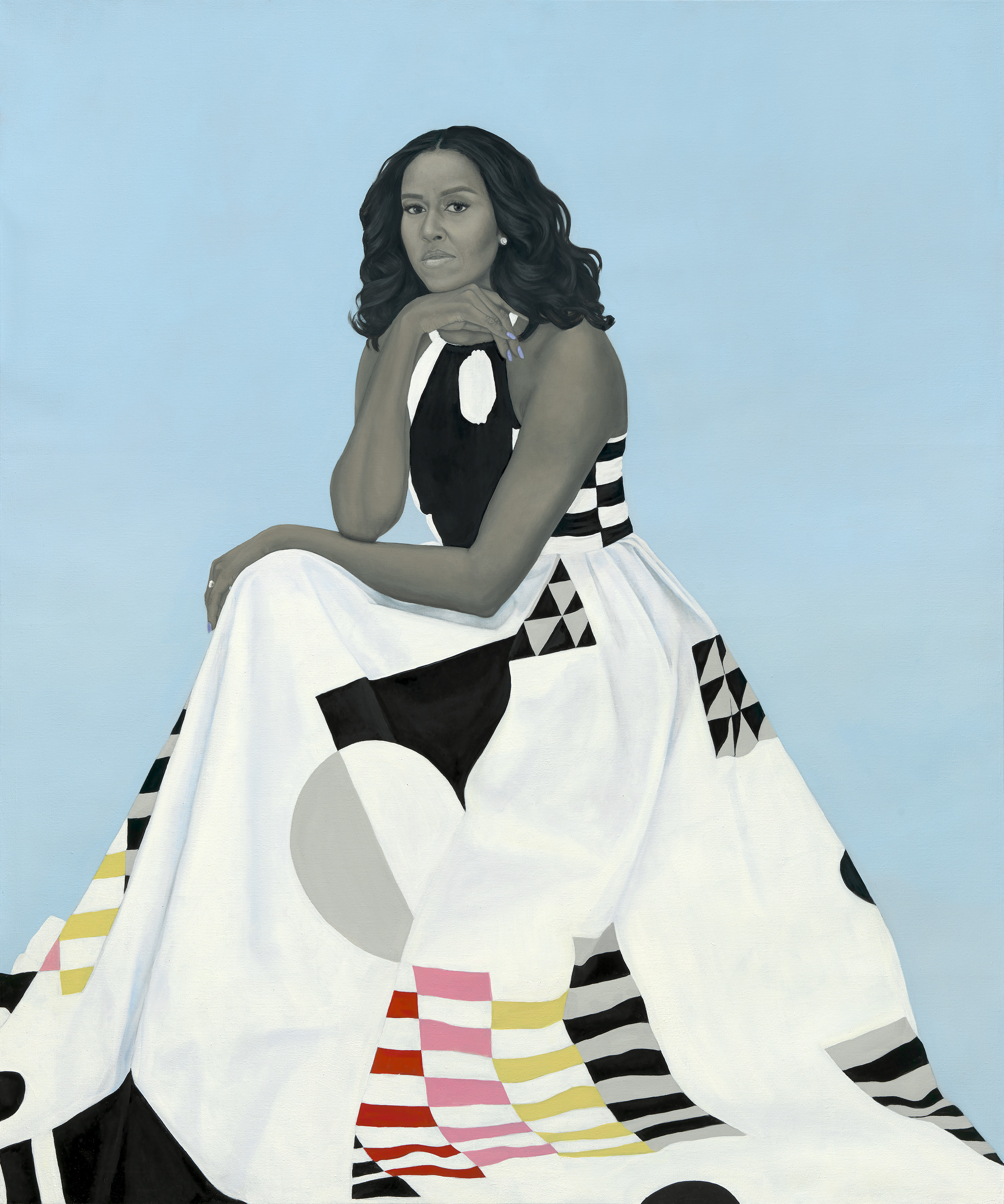 michelle obama smithsonian institution