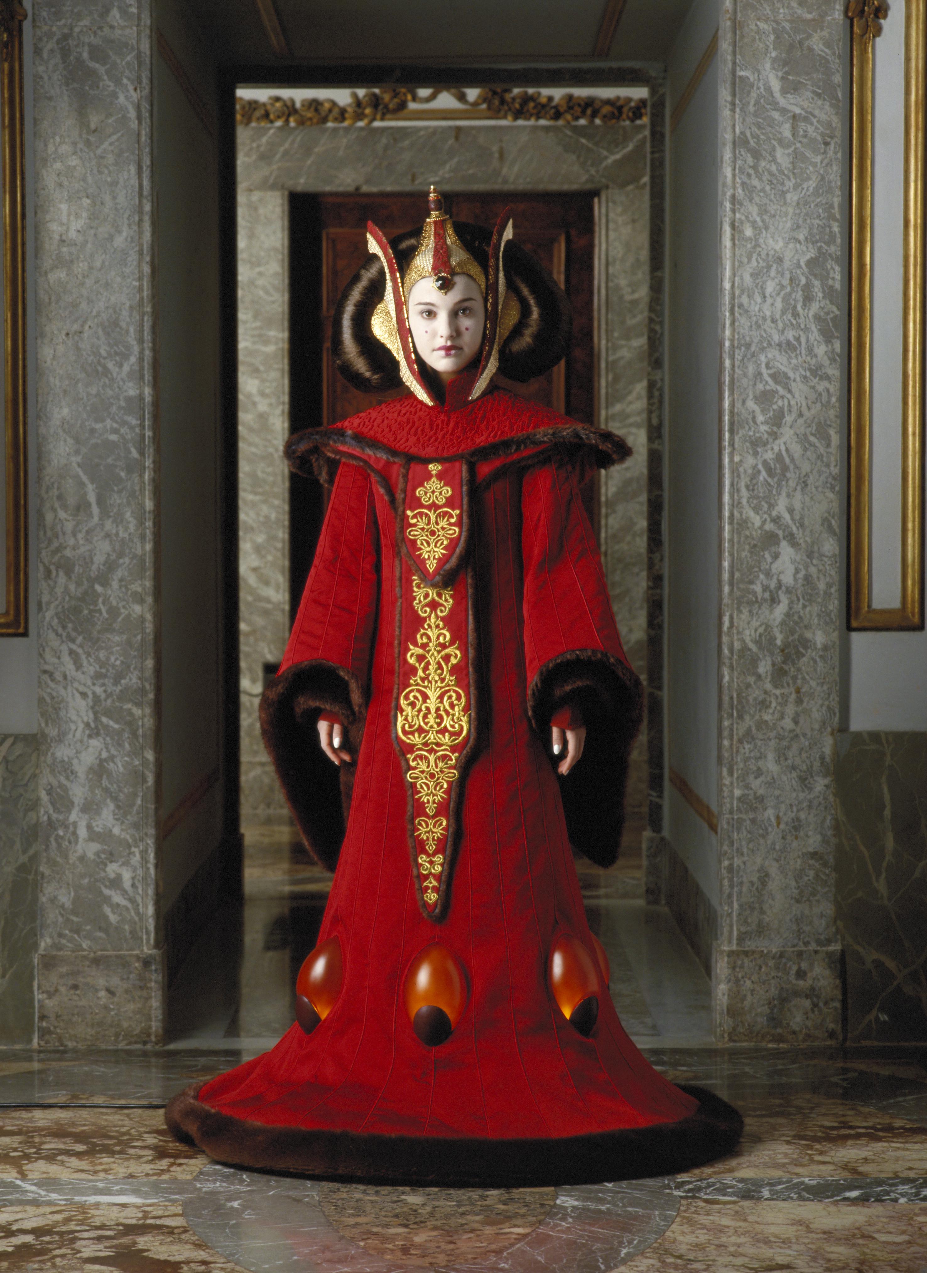 Star Wars Costume: Queen Amidala | Smithsonian Institution