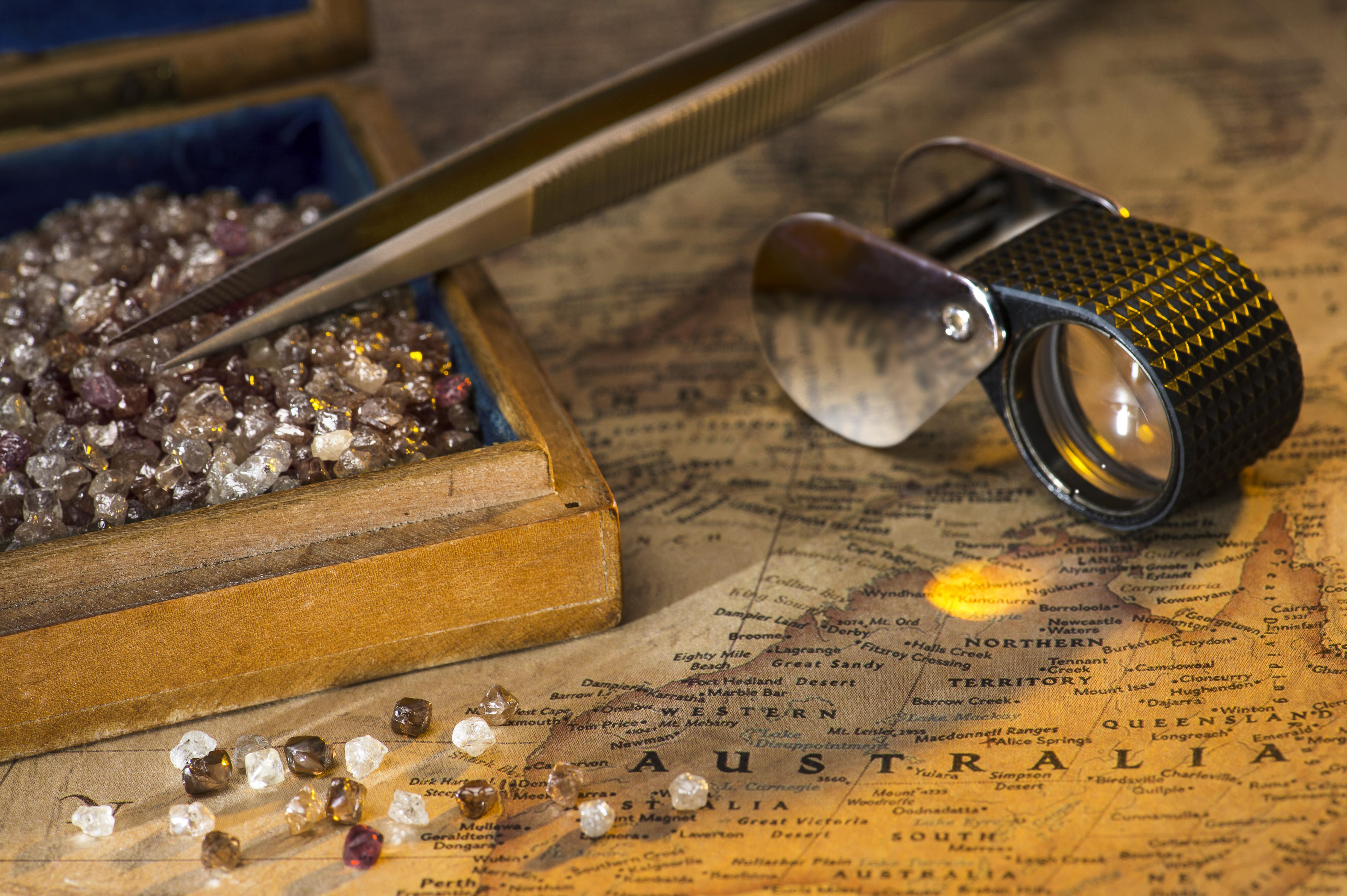 Smithsonian Receives Diamond Donation from Rio Tinto