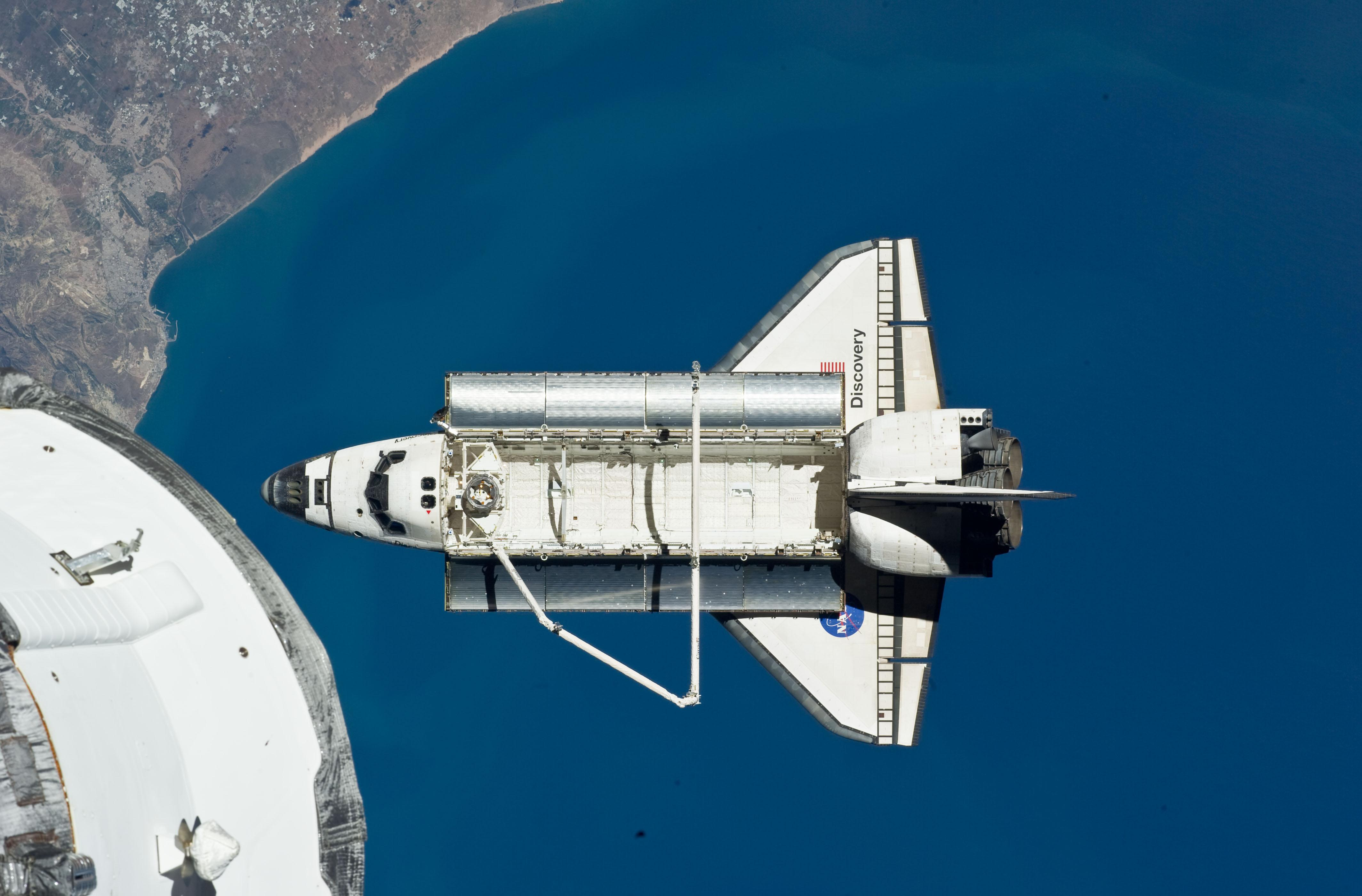 discovery space shuttle - HD4256×2800