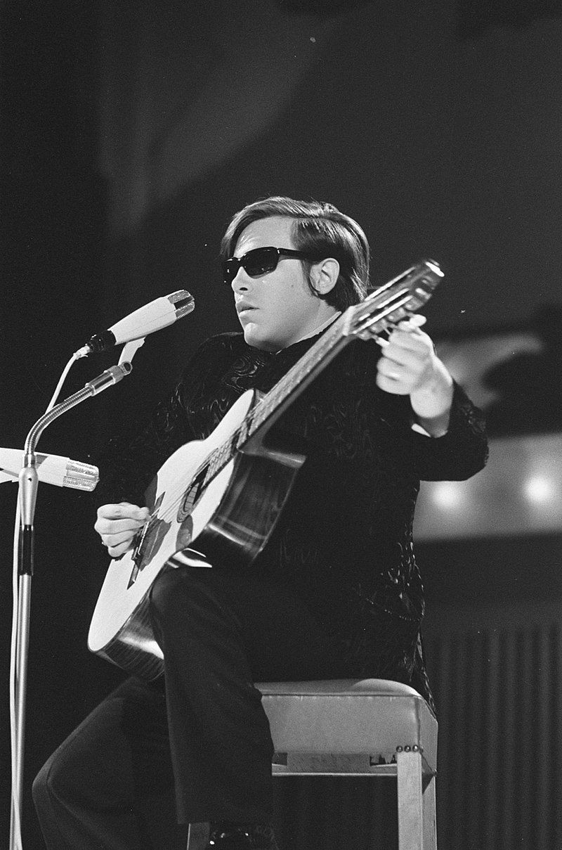 José Feliciano Donates Objects From His 50-Year Music Career to ...