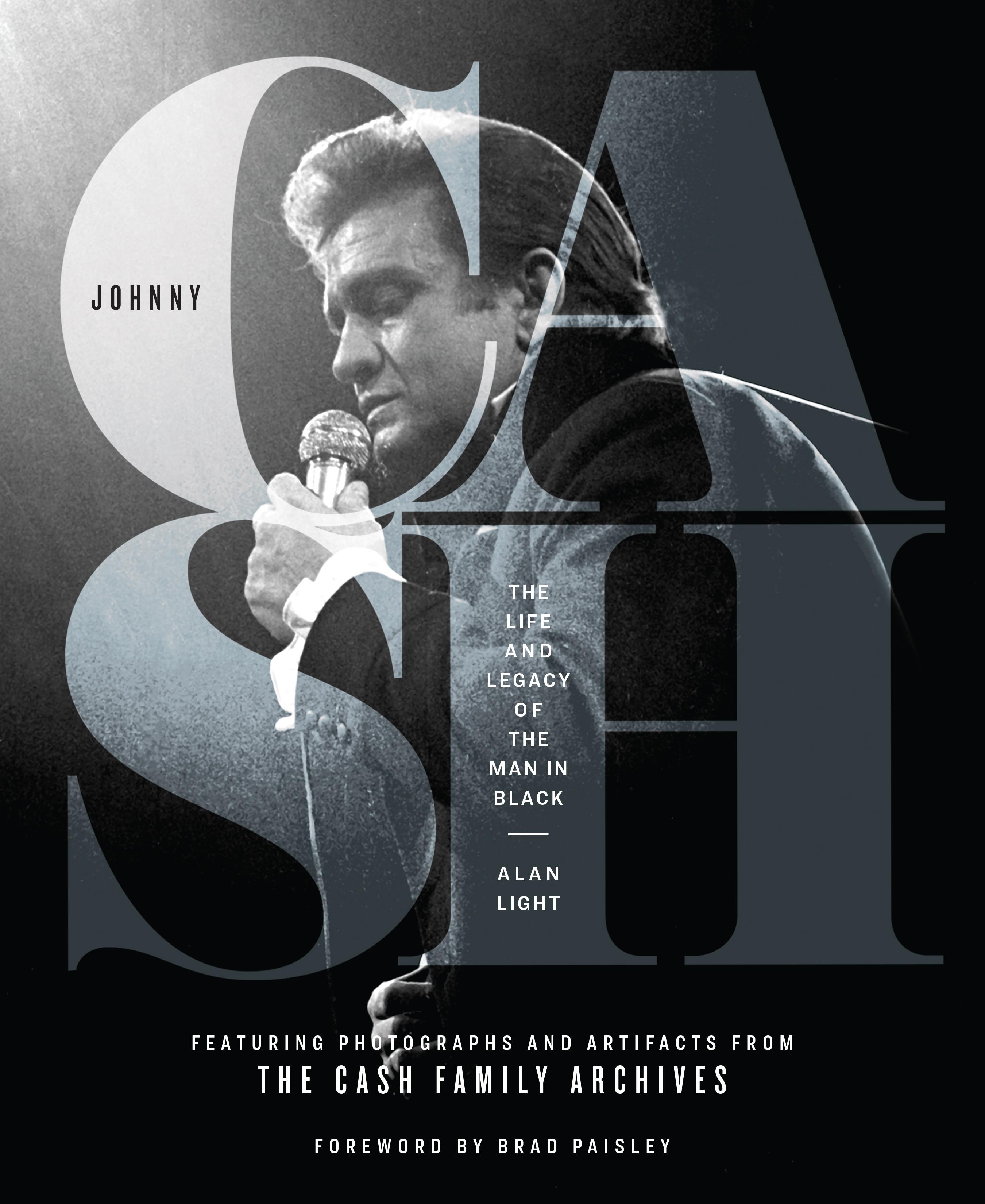 Johnny Cash book cover