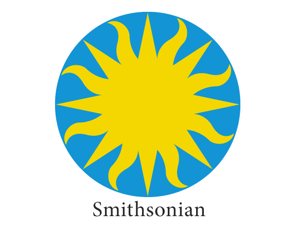 Smithsonian sunburst