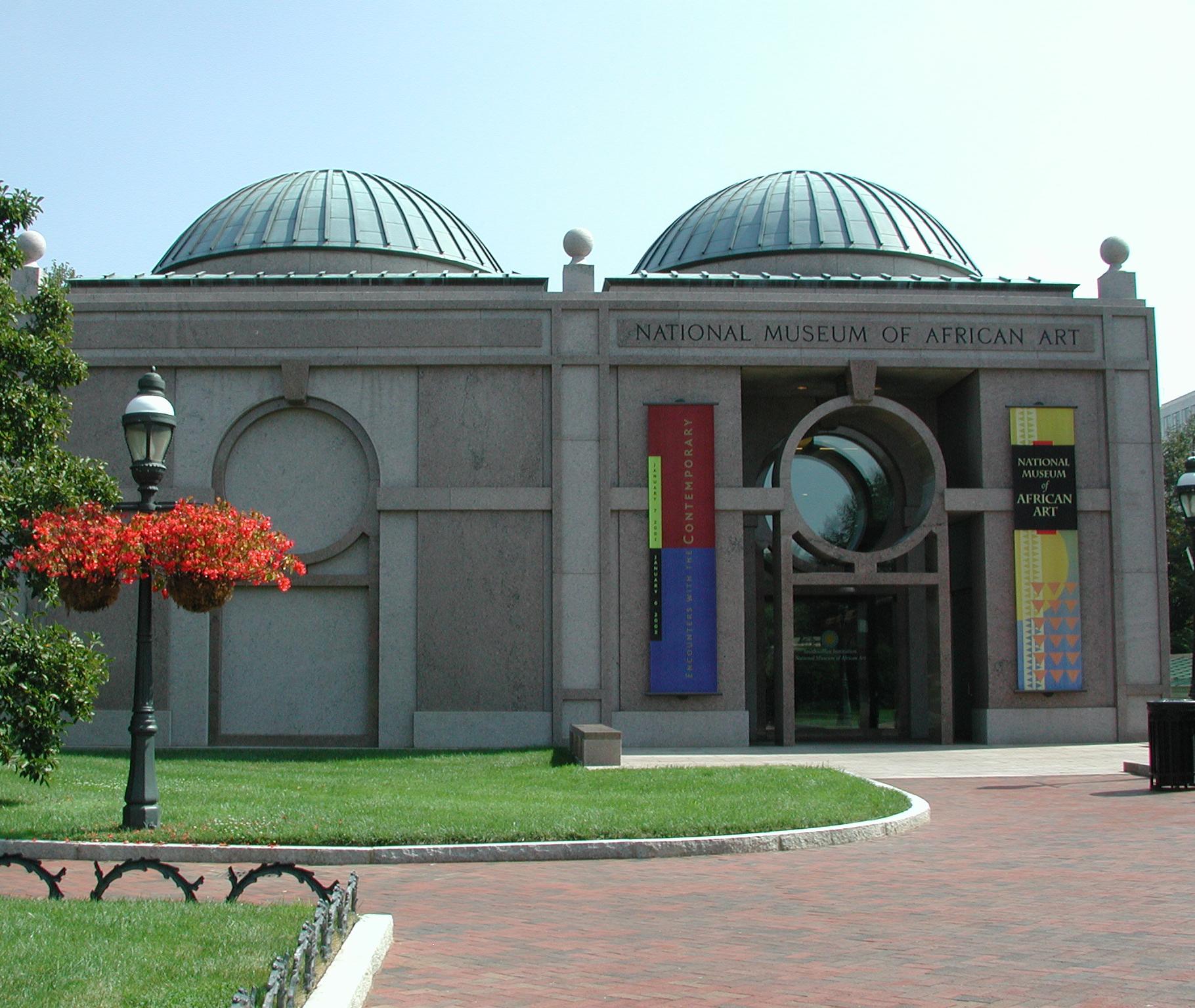 African Art Museum exterior