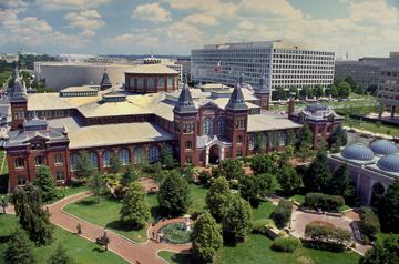 Arts & Industries Building
