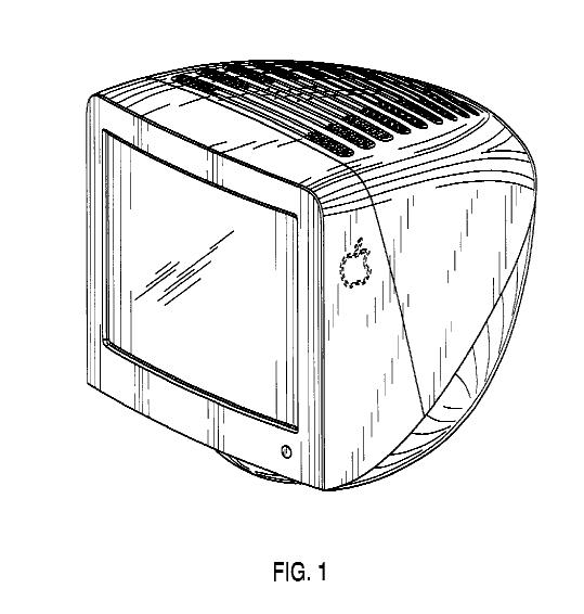Steve Jobs Patent Example