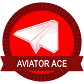 Aviator Ace badge