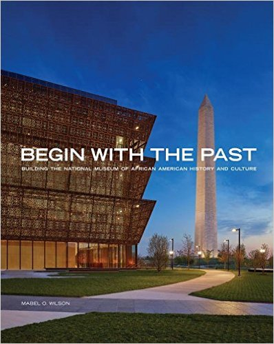 Cover of book Begin with the Past