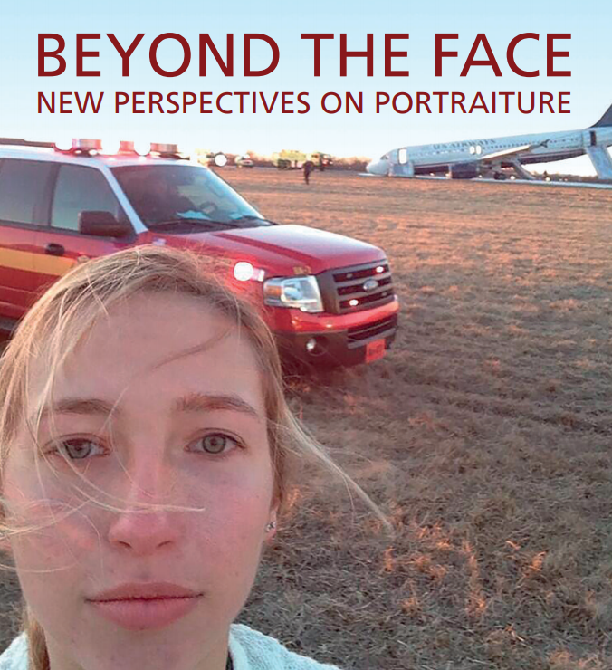 """Book cover for """"Beyond the Face"""""""