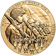Nisei Congressional Gold Medal