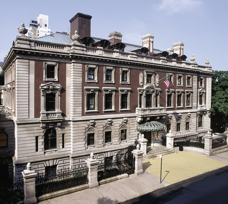 Cooper-Hewitt, National Design Museum exterior